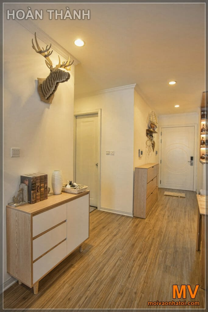 APPARTEMENT PARK HILL DE STYLE SCANDINAVE 75M2