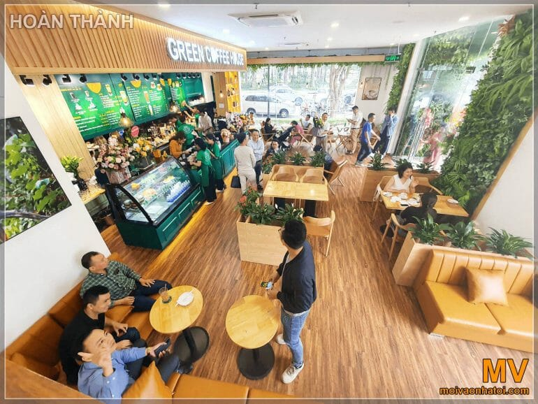 GREEN COFFEE HOUSE - T11 - TIMES CITY
