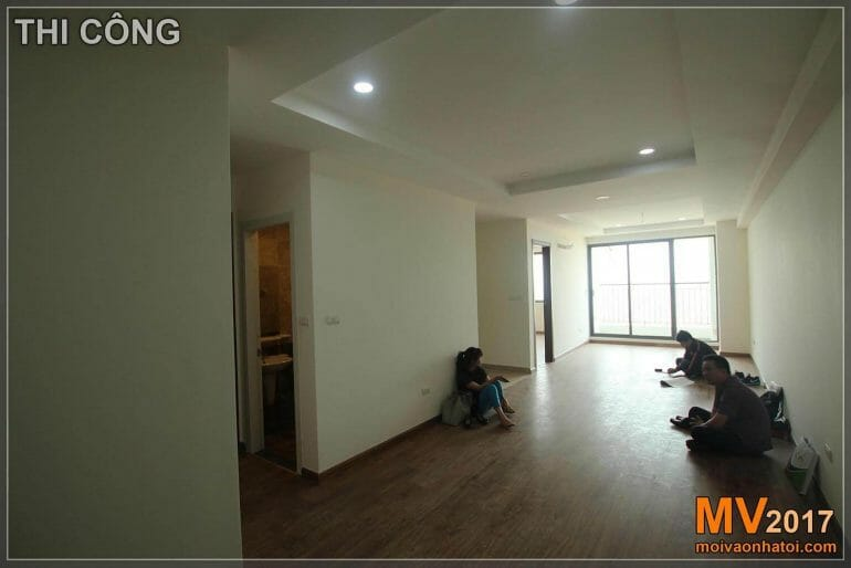 TAY HO ECOLIFE APARTMENT