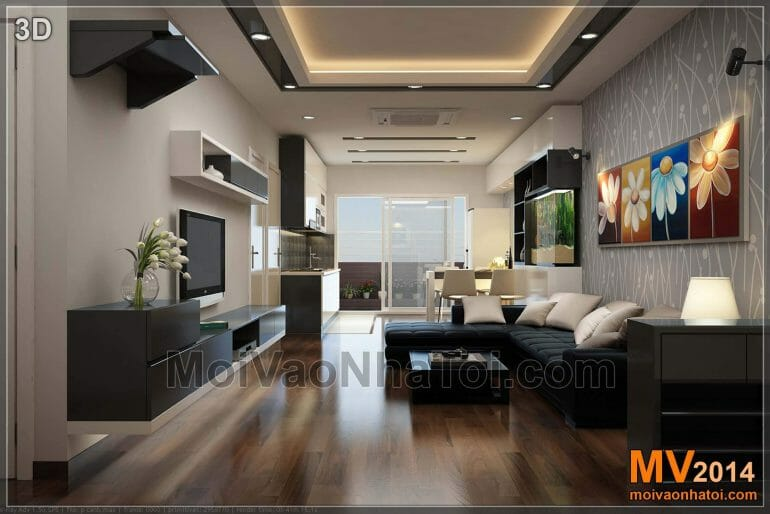 NAM DO APARTMENT COMPLEX TRUONG MENTnh