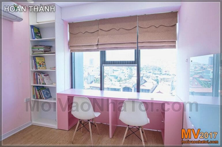 APPARTEMENT GOLD MARK CITY 136 HO TUNG MU