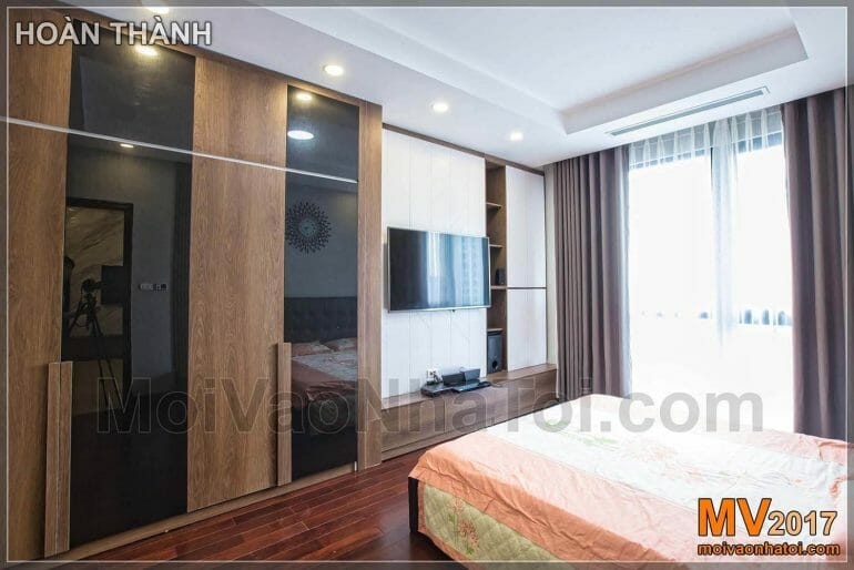 Master bedroom apartment of Royal city 100m2