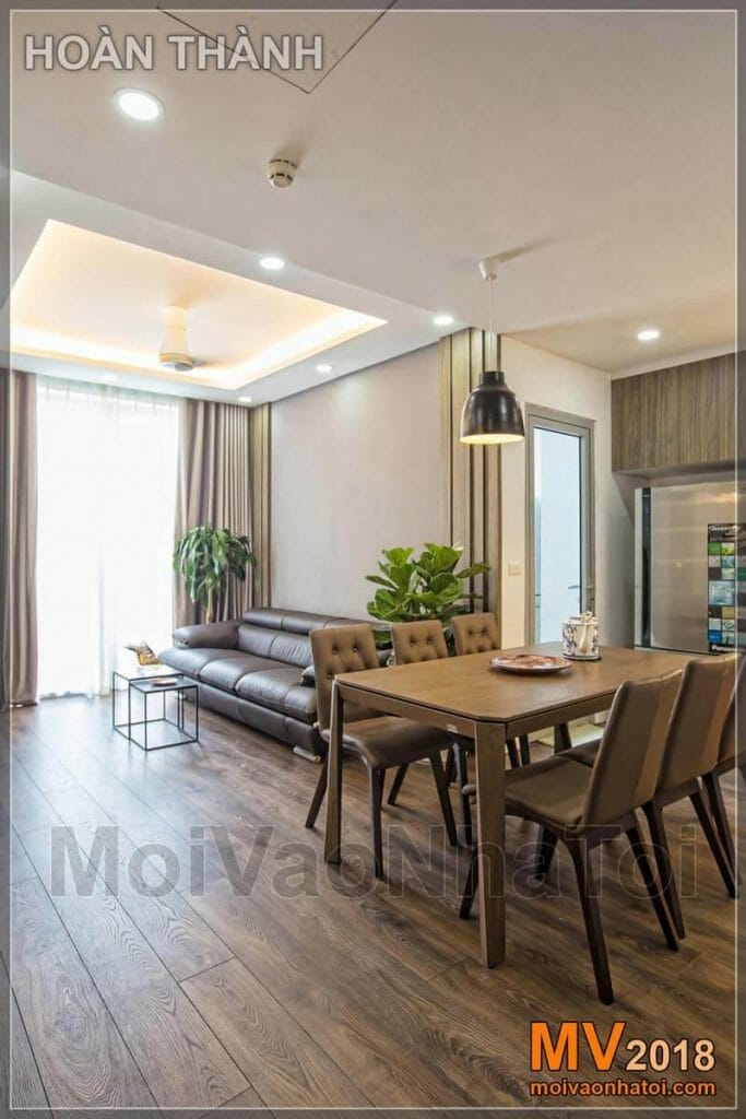 MANDARIN GARDEN 2 - SAMPLE APARTMENT INTERIOR DESIGN