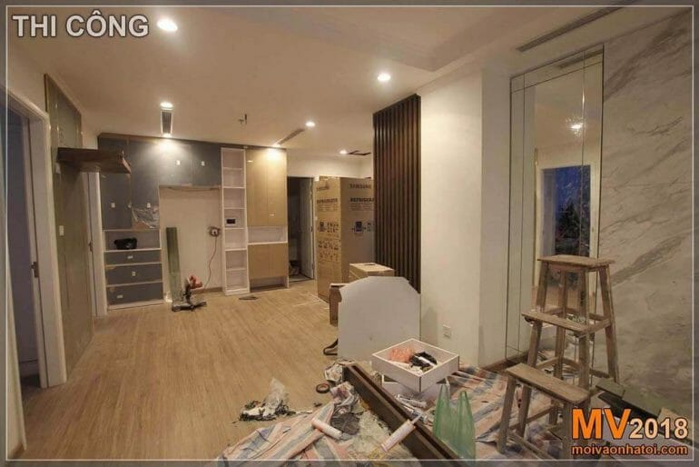 General interior design of Mandarin Garden 2