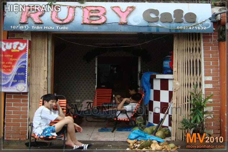 CAFE RUBY DESIGN SIMPLE, SAVE
